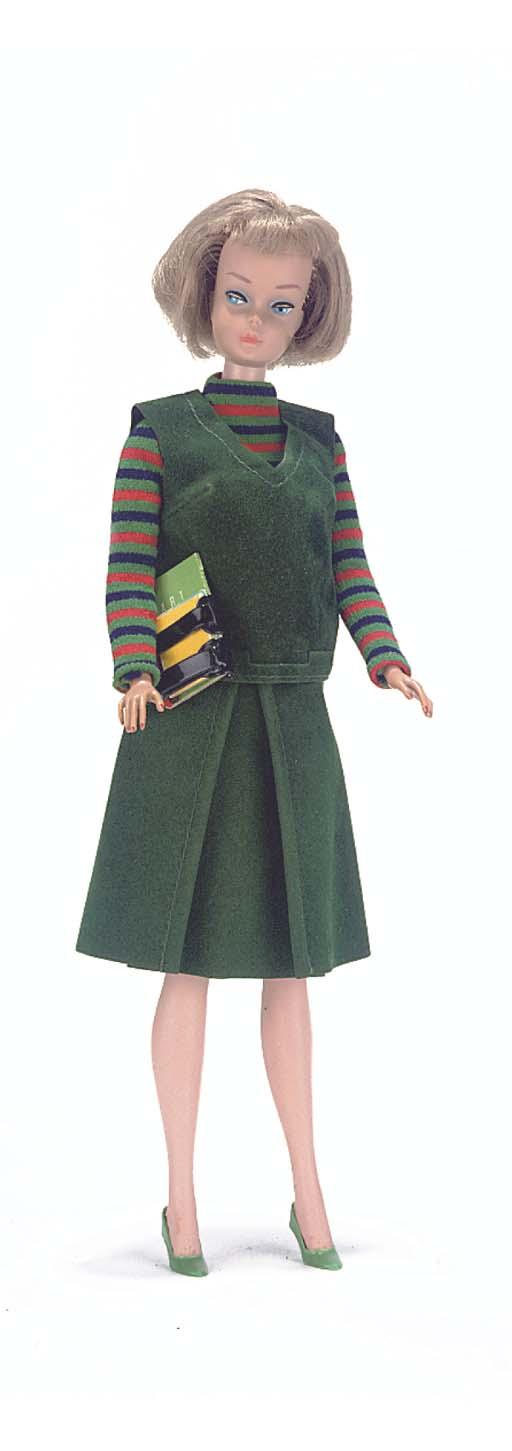 Barbie in 'Sorbonne' No.1679