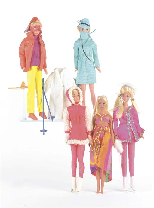 Barbie in 'The Ski Scene' No.1
