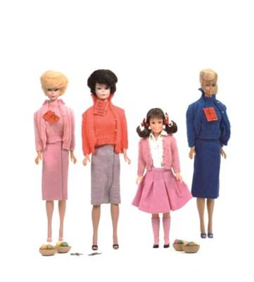 Barbie in 'Sweater Girl' No.97