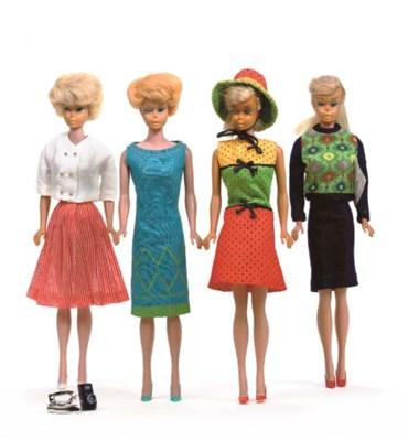 Barbie in 'International Fair'