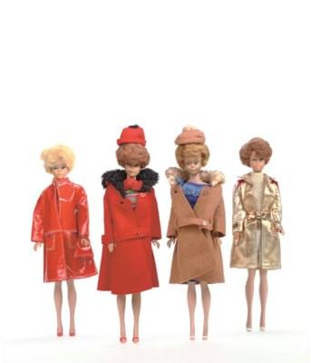 Titian Bubble-cut Barbie in 'I