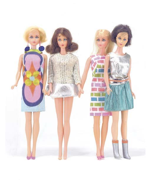 Barbie Hair Happenin's in 'Zok