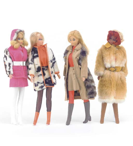 Twist 'n Turn Barbie in 'Wild