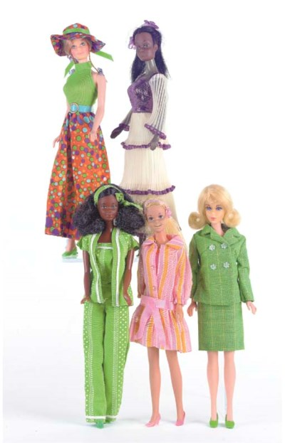 Barbie in outfit No.3206