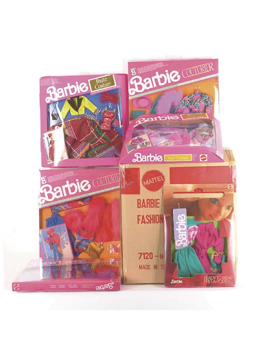 Barbie outfits 1990s