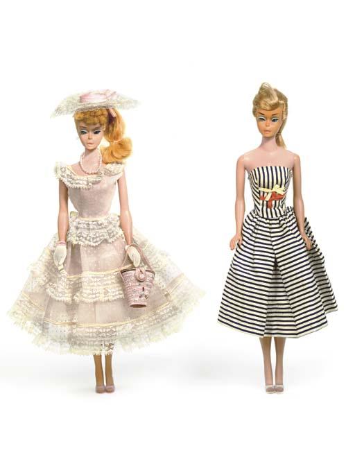 No.4 Barbie in 'Plantation Bel