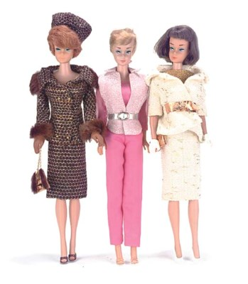 Bubble-cut Barbie in 'Saturday