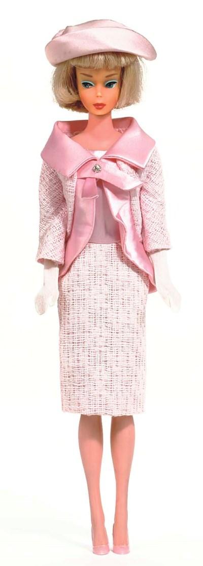 Barbie in 'Fashion Luncheon' N