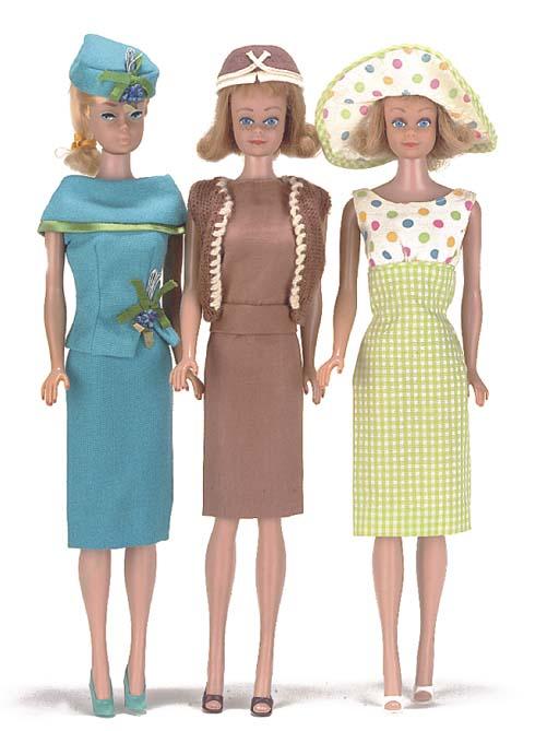 Barbie in 'Fashion Editor' No.