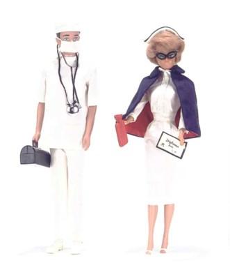 Barbie in 'Registered Nurse' N
