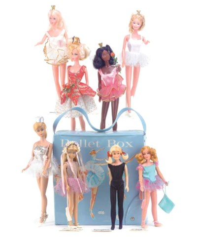 Barbie in 'Ballerina' No.989