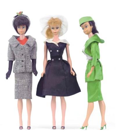 Barbie in 'Career Girl' No.954