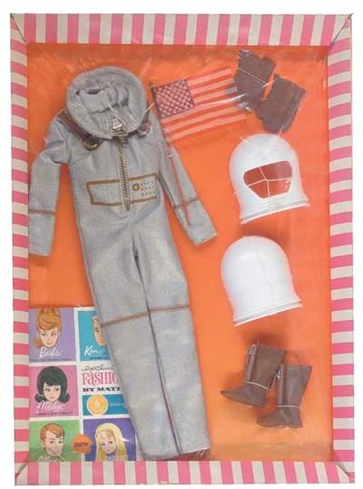 'Miss Astronaut' No.1965