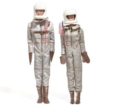 Barbie and Ken 'Miss Astronaut