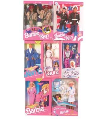Career Barbie, 1980/90s
