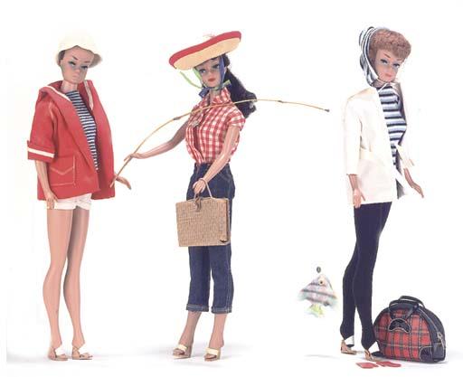 No.5 Barbie 'Picnic Set' No.96