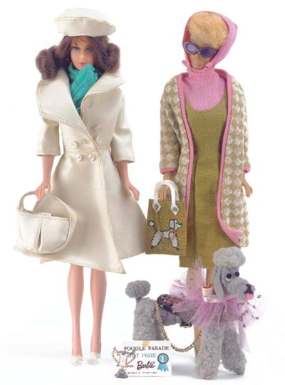 Barbie in 'Poodle Parade' No.1