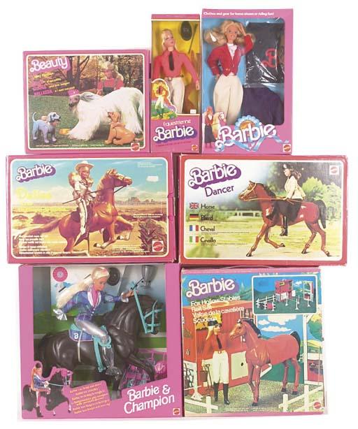 Barbie Horses, 1980/90s
