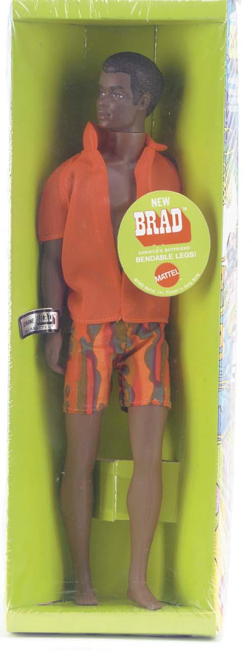 Bendable Leg Brad No.1142
