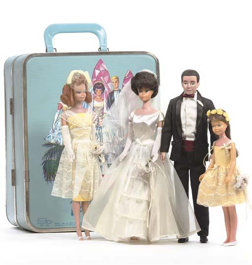 Barbie in 'Bride's Dream' No.9