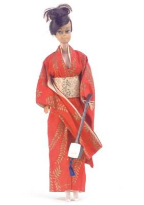 Barbie in 'Barbie in Japan' No