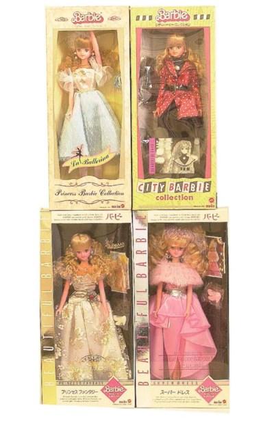 Ma-ba Japanese Market Barbies