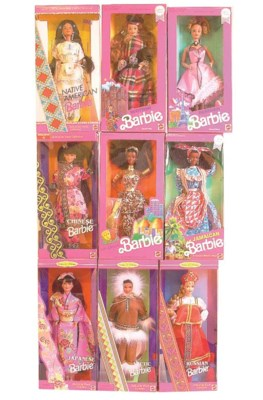 Barbies of the World
