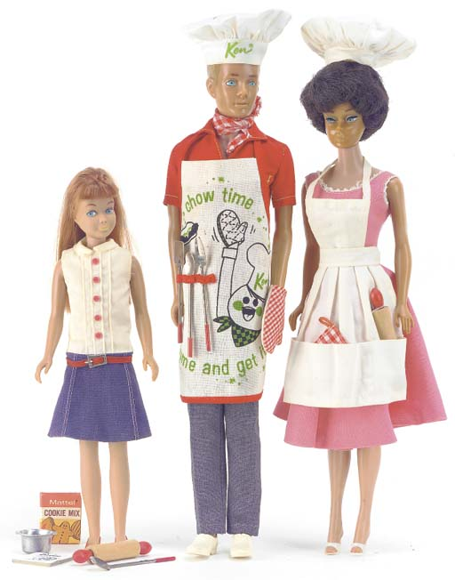 Barbie in 'Barbie-Q Outfit' No