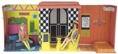 No.1066 'Barbie Family House'