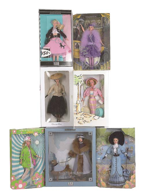 Fashion Barbies Limited and Co