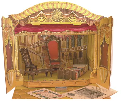 Barbie and Ken Little Theatre
