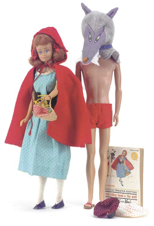Midge and Allan 'Little Red Ri