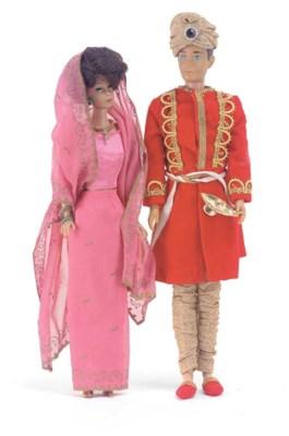 Barbie and Ken in 'Arabian Kni