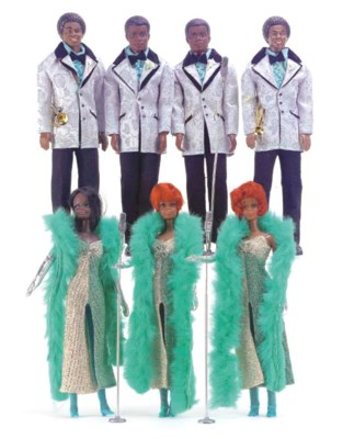 'The Three Degrees' and 'Four