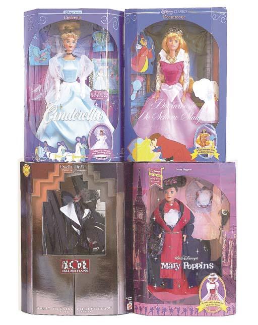 Disney, 1990s