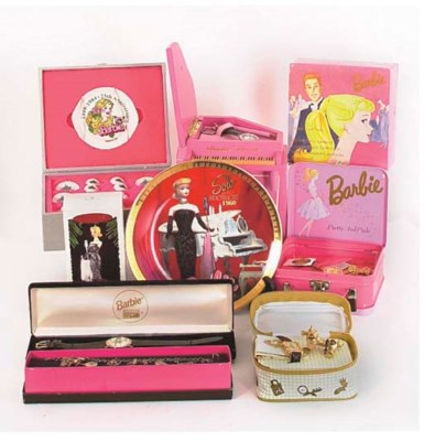 Barbie Limited Edition Watches