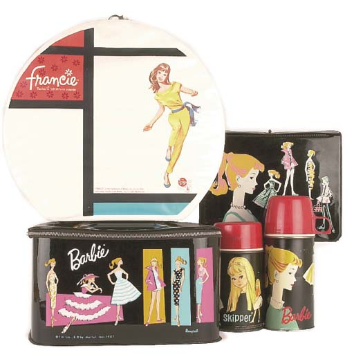 The Barbie Lunch Kit