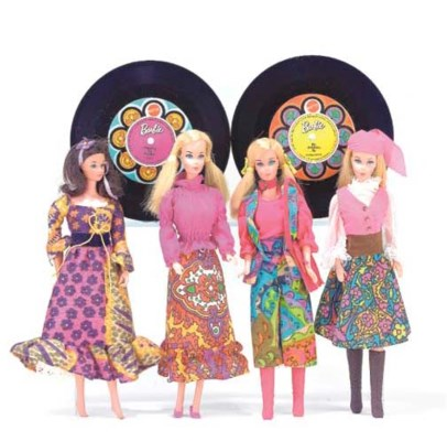 Barbie in 'Groovin' Gauchos' N