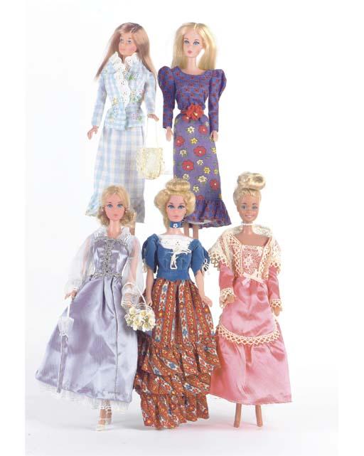 Barbie with Growin' Pretty Hai