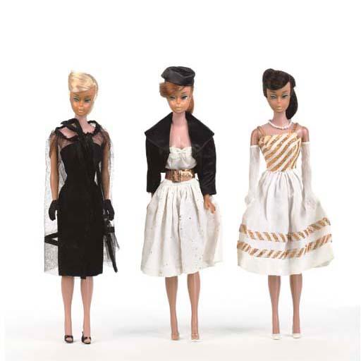 Barbie in 'Black Magic Ensembl