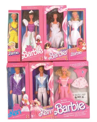 My First Barbie Set No.5386
