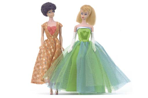 No.5 Barbie in 'Senior Prom' N
