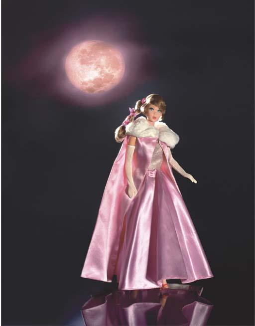 Barbie in 'Midnight Pink'