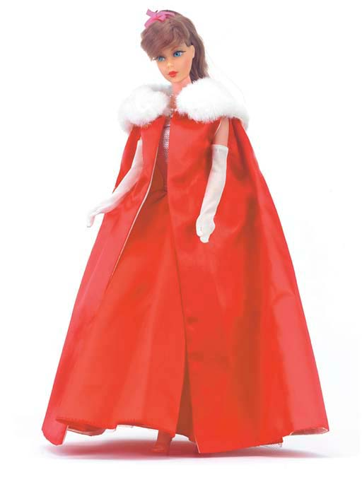 Barbie in 'Midnight Red'