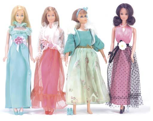 Live Action Barbie in 'Let's H