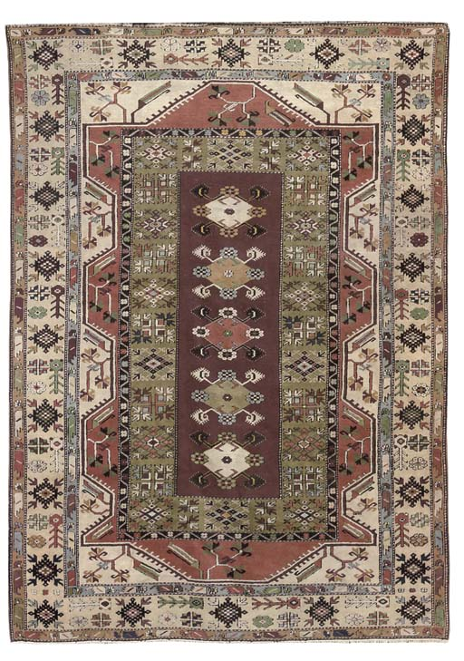 A MODERN TURKISH RUG
