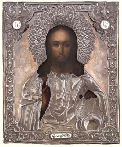 CHRIST VSEDERZHITEL