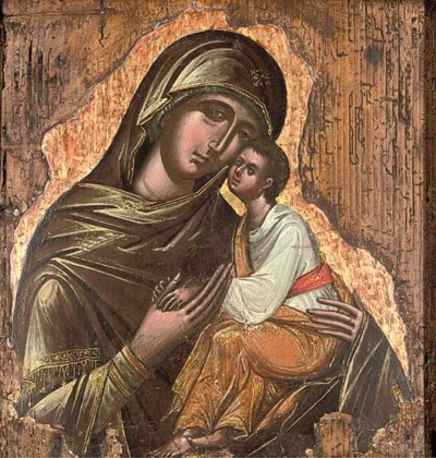 THE ELEOUSA MOTHER OF GOD