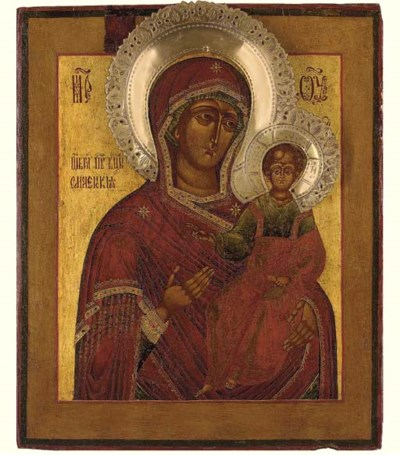 SMOLENSKAYA MOTHER OF GOD