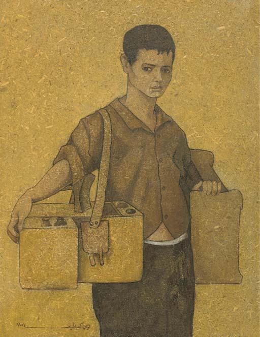 LOUAY KAYYALI (SYRIA, 1934-197